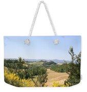 Beautiful Spot - Crete Senesi Weekender Tote Bag