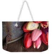 Beautiful Spring Tulips Weekender Tote Bag
