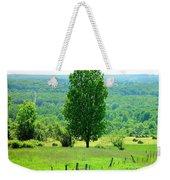 Beautiful Pennsylvania Summer Scene - Colorful Landscape - Painting Like Weekender Tote Bag