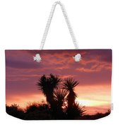 Beautiful Sunset In Arizona Weekender Tote Bag