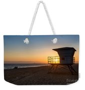 Beautiful Sunset In Point Mugu State Park In Malibu. Weekender Tote Bag