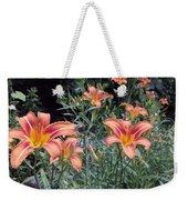 Beautiful Tiger Lilies Weekender Tote Bag