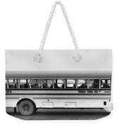 Beautiful Tour Bus At Barrow Weekender Tote Bag