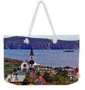 Beautiful Trinity Weekender Tote Bag