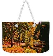 Beautiful Victoria Park Truro Nova Scotia Weekender Tote Bag