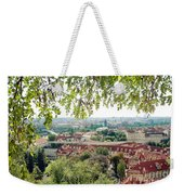 Beautiful View Of Prague Weekender Tote Bag