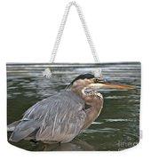 Beautiful Wader Weekender Tote Bag