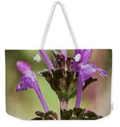 Beautiful Weed Weekender Tote Bag