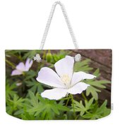 Beautiful Wild Geranium Weekender Tote Bag