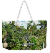 Beautiful Winter Day In Florida  Weekender Tote Bag