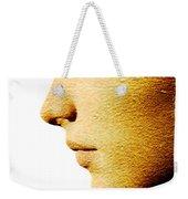 Beautiful Woman Weekender Tote Bag