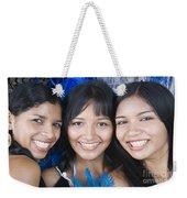 Beautiful Women Of Brazil 10 Weekender Tote Bag