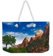 Beautiful Zion Weekender Tote Bag