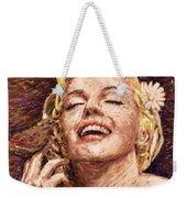Beautifully Happy Weekender Tote Bag