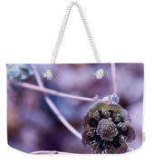 Beauty After Bloom Weekender Tote Bag