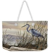 Beauty Along The Shore Weekender Tote Bag