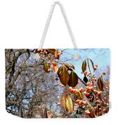 Beauty And Sadness Weekender Tote Bag