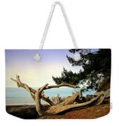 Beauty And The Beach Weekender Tote Bag