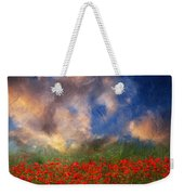 Beauty And The Beast Of Nature Weekender Tote Bag