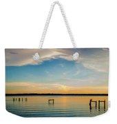 Beauty At Sundown Weekender Tote Bag
