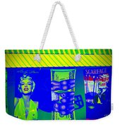 Beauty Buns And Scars Weekender Tote Bag