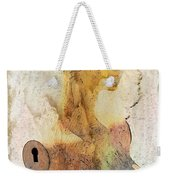 Beauty Contained Weekender Tote Bag