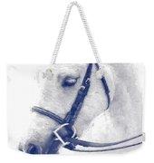 Beauty In A Bridle Weekender Tote Bag