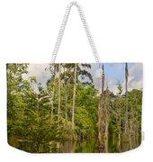 Beauty In A Swamp Weekender Tote Bag