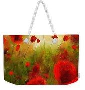 Beauty In Bloom Weekender Tote Bag