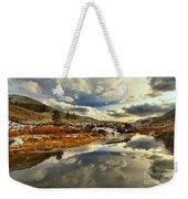 Beauty In Bridger Weekender Tote Bag