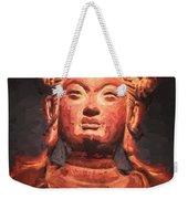 Beauty In Clay Weekender Tote Bag