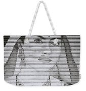 A Beautiful Woman Weekender Tote Bag