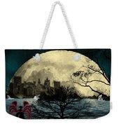 Beauty In Darkness Weekender Tote Bag