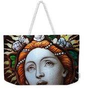 Beauty In Glass Weekender Tote Bag by Ed Weidman