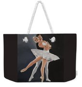 Beauty In Motion Weekender Tote Bag