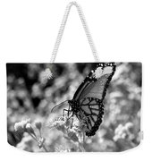 Butterfly Beauty In Nature Weekender Tote Bag