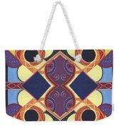Beauty In Symmetry 1 - The Joy Of Design X X Arrangement Weekender Tote Bag