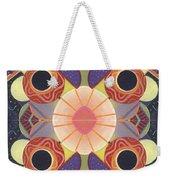 Beauty In Symmetry 4 - The Joy Of Design X X Arrangement Weekender Tote Bag
