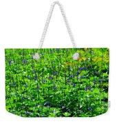 Beauty In The Meadow Weekender Tote Bag