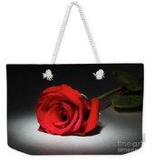 Beauty In The Spotlight Weekender Tote Bag by Mariola Bitner