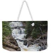 Beauty In The Woods Weekender Tote Bag