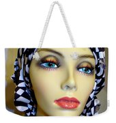 Beauty In Turban Weekender Tote Bag