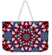 Beauty Of Aruba Kaleidoscope Weekender Tote Bag