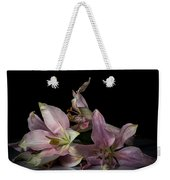 Beauty Of Decaying Lilies Weekender Tote Bag