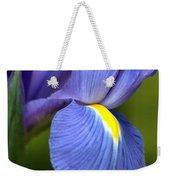 Beauty Of Iris Weekender Tote Bag