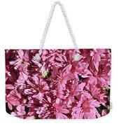Beauty Of Pink Weekender Tote Bag