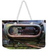 Beauty Of Rust 4 Weekender Tote Bag