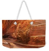 Beauty Of Sandstone Arizona Weekender Tote Bag