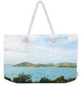 Beauty Of St Thomas Weekender Tote Bag
