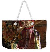 Beauty Of The Barong Dance 3 Weekender Tote Bag